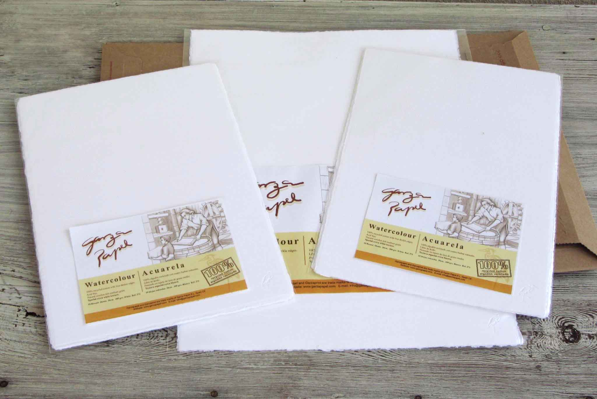 Paper for artists handmade painters