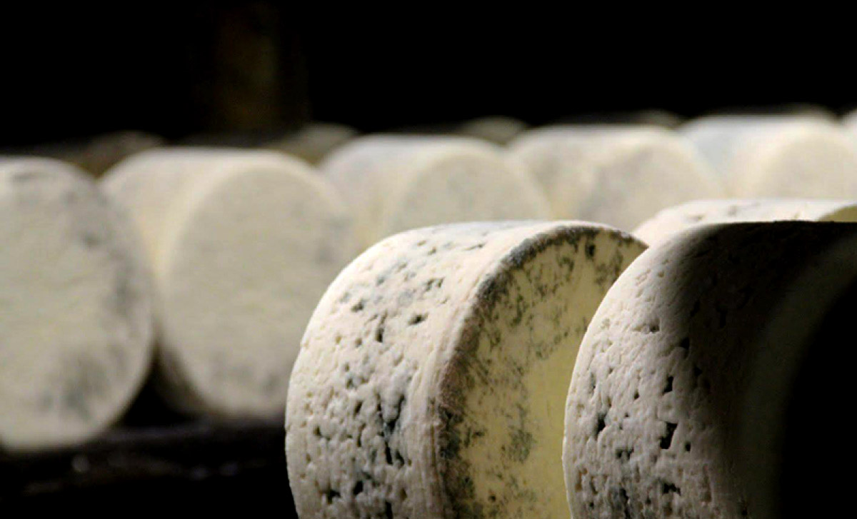 Roquefort cheese and its exciting history