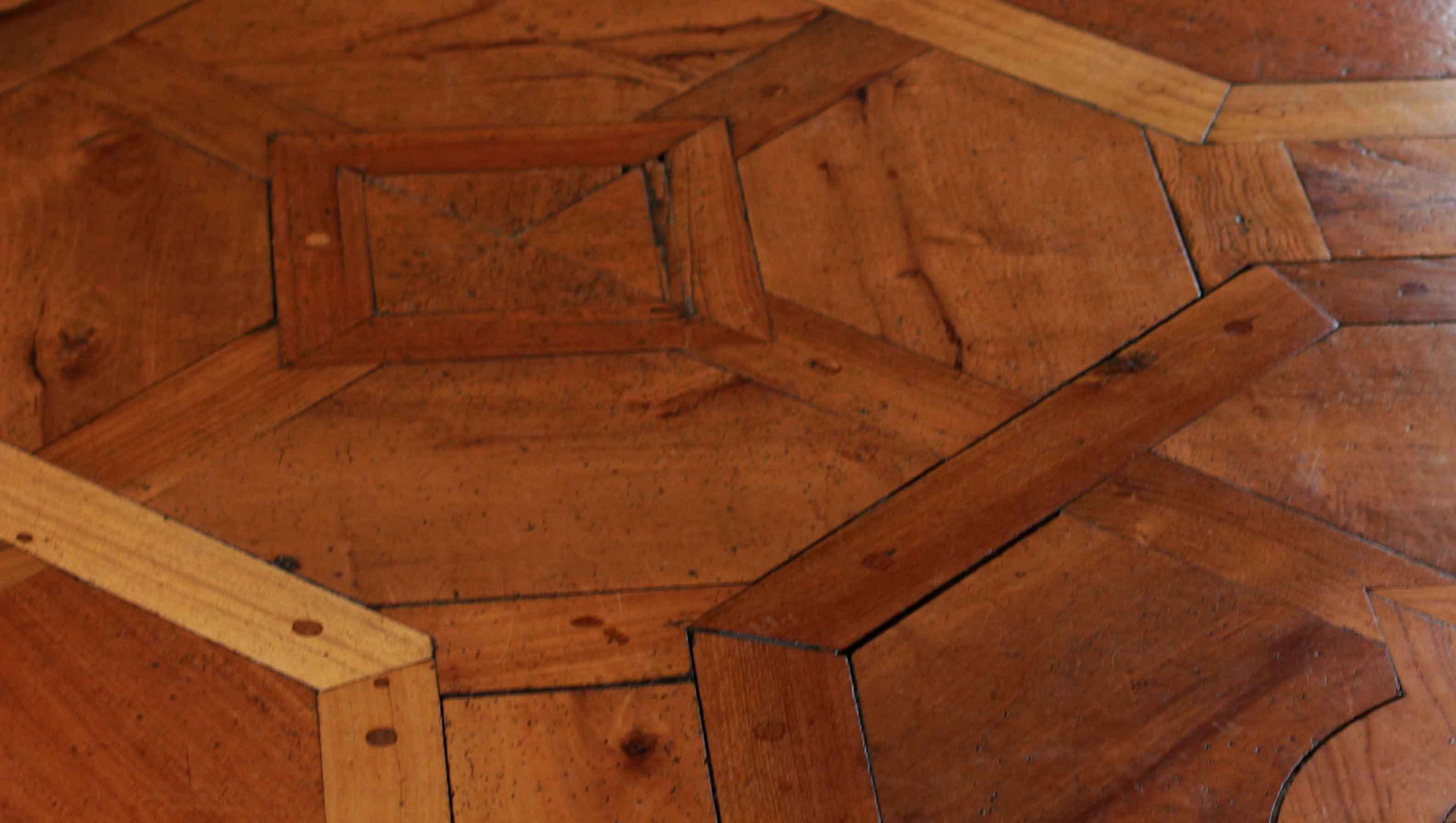 parquet artesanal macizo de madera