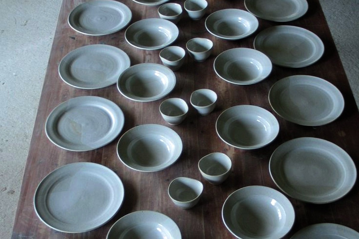 handmade french crockery & Handmade tableware that will make your guests fall in love
