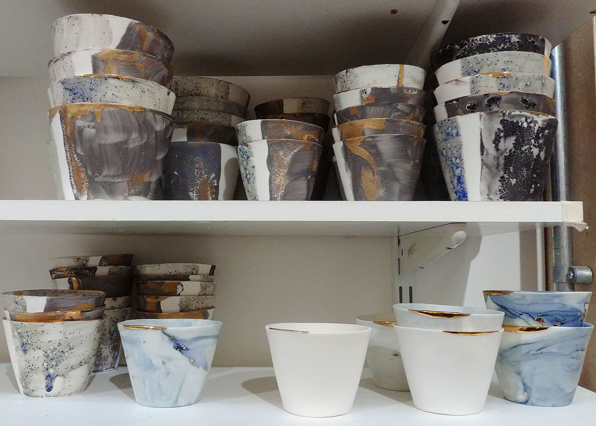 Porcelain ceramist london